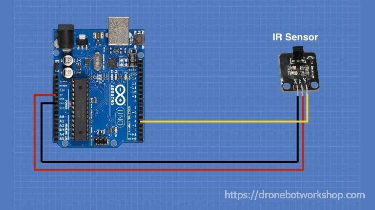 Arduino Standard Infrared Transmitter Module  AVR PIC