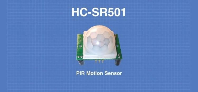 HC-SR501 Motion Sensor