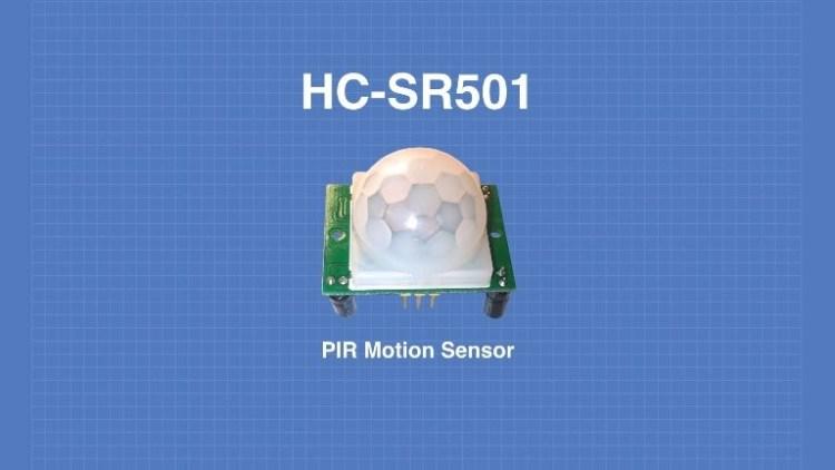 HC-SR501 with Arduino & Raspberry Pi | DroneBot Workshop