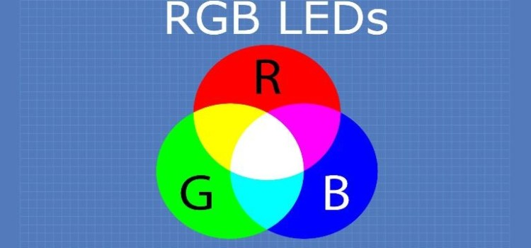 RGB LEDs with Arduino