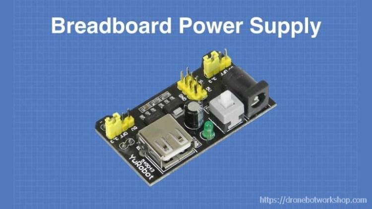 Breadboard Power Supply