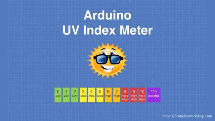 Arduino UV Index Meter