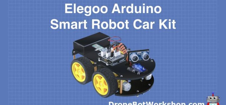 Elegoo Arduino Smart Robot Car
