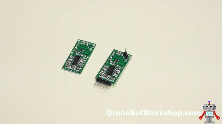 RCWL-0516 Sensor Modules