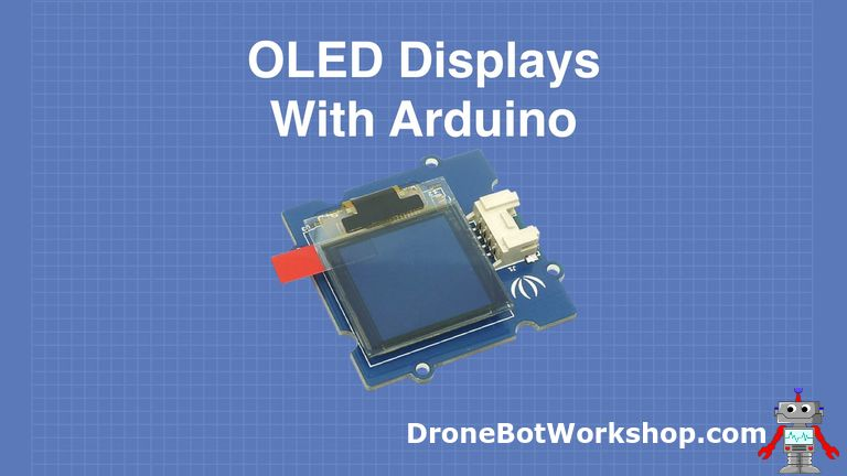 Using OLED Displays with Arduino