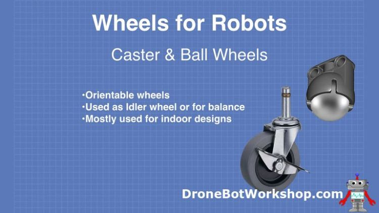 Caster and Ball Wheels