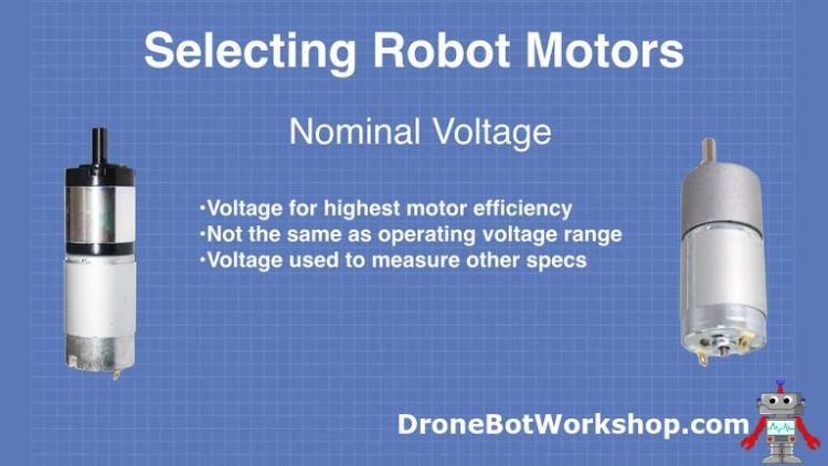 Nominal Voltage