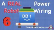 Build a Real Robot - Part 6 - Power Distribution