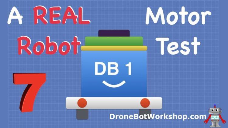 Build a Real Robot Part 7