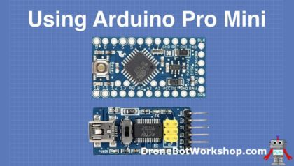 From Arduino to ATmega328 | DroneBot Workshop