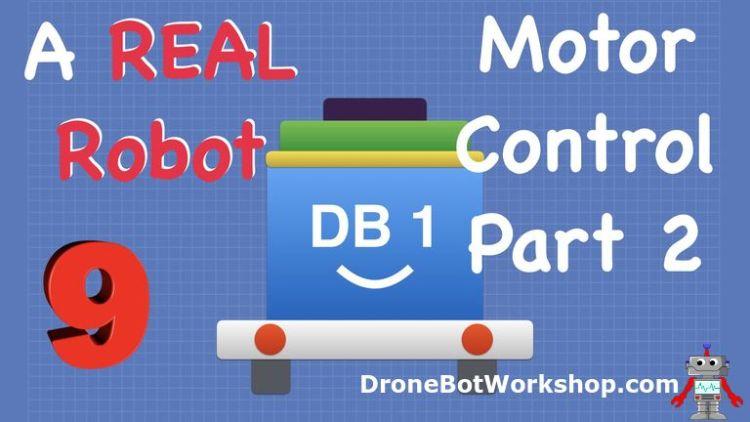 DB1 Robot Part 9