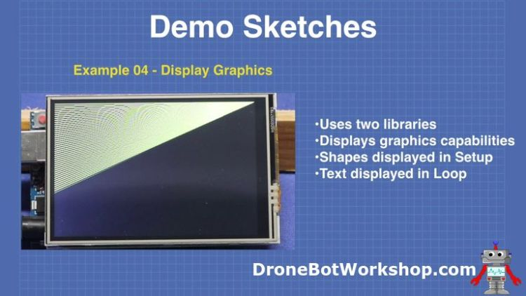 Demo 4-display-graphics