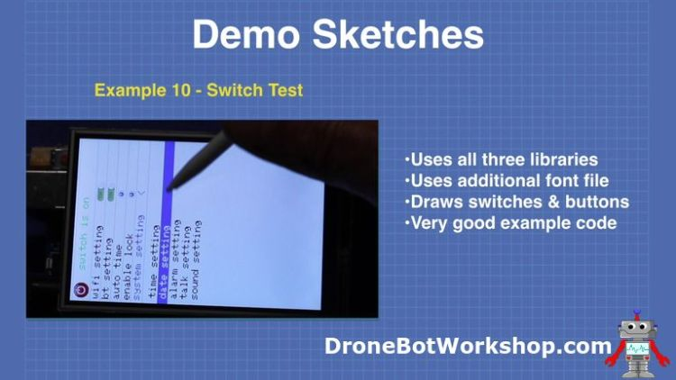 Demo 10-switch-test
