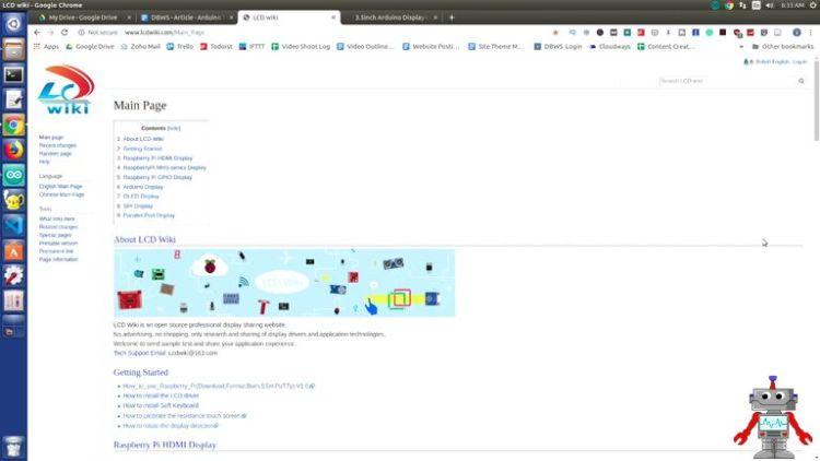 LCD Wiki Website