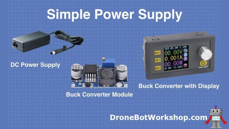 Power Supply Main Parts
