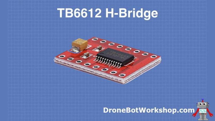 TB6612FNG H-Bridge
