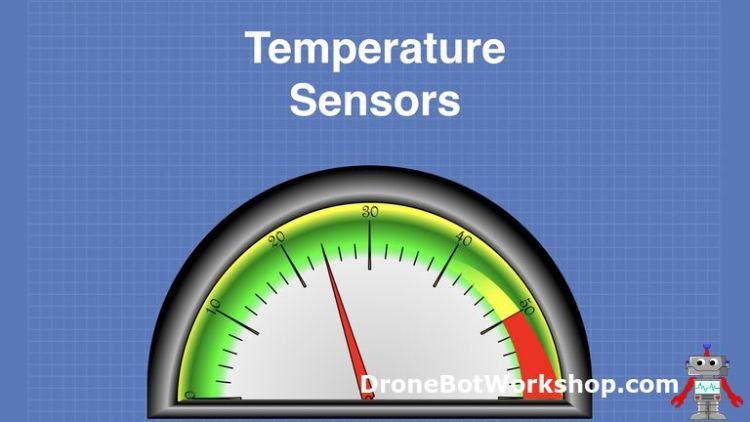 Arduino Temperature Sensors