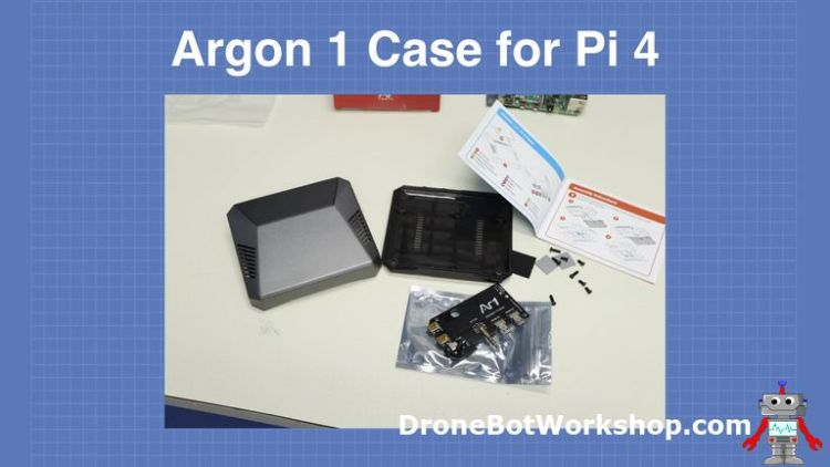 Argon 1 Case for Raspberry Pi