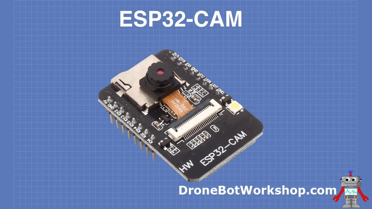 Getting started with the ESP32-CAM