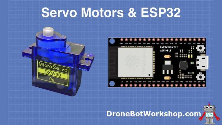 Servo Motors & ESP32