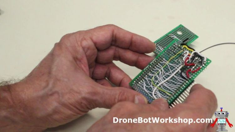 ESP32-CAM Developers Module Base Wiring