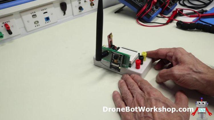 ESP32-CAM Developers Module