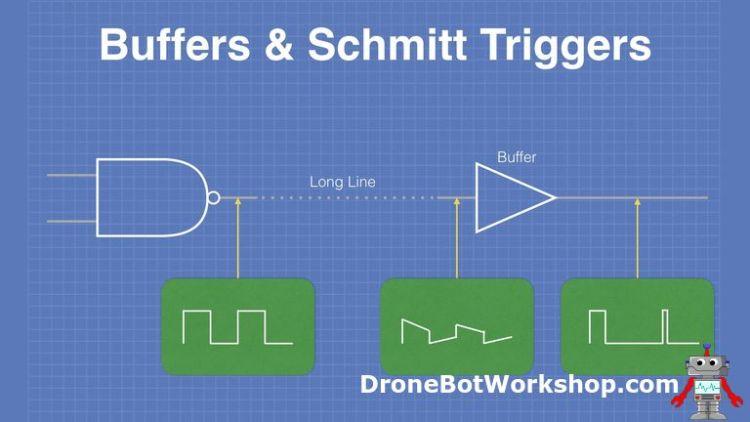 Schmitt Trigger noise-1
