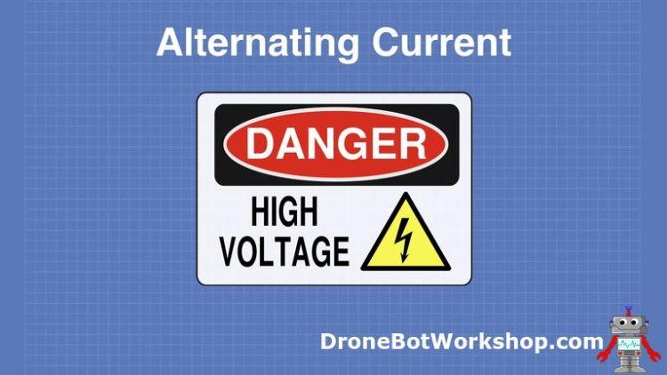 Danger - High Voltage!