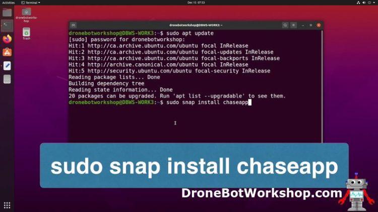 ChaseApp Installation