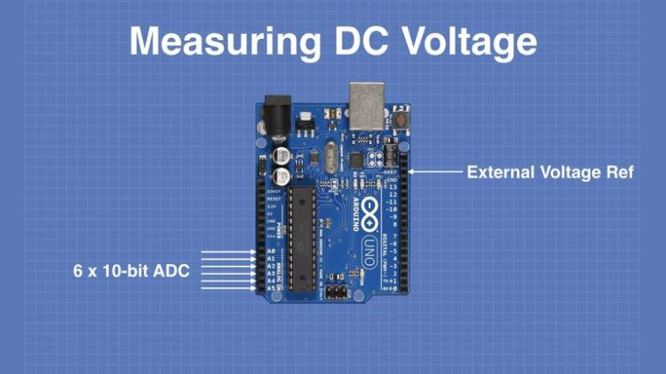 Arduino ADC and Reference
