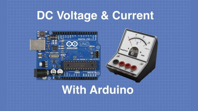 Measuring DC Voltage and Current