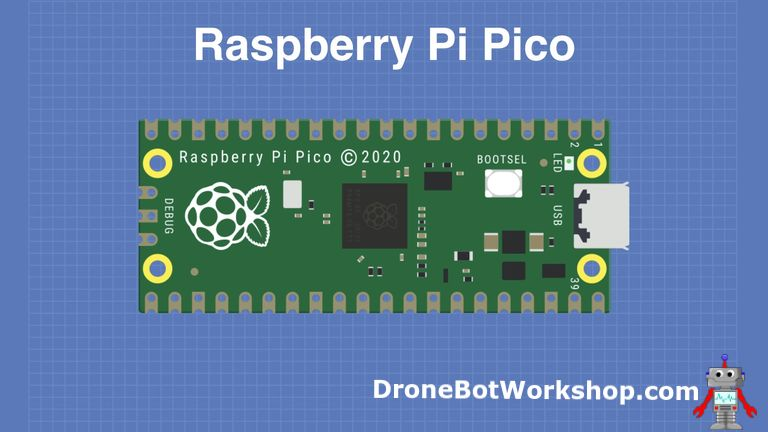 Raspberry Pi Pico – How to Interface (almost) Everything!