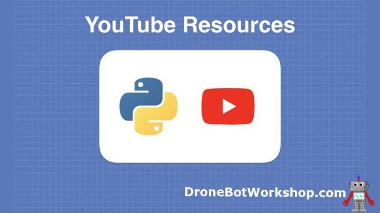 YouTube Python Resources