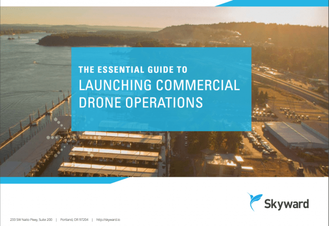 Cover, Skyward Guide To Drone Operations