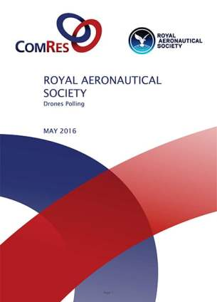 Cover of drone survey