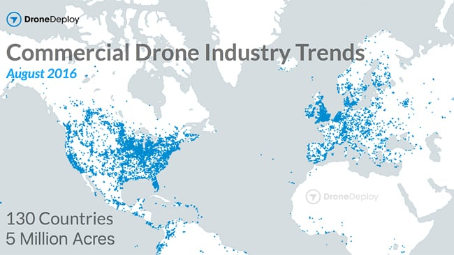 cover of DroneDeploy report