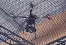 AI drone system