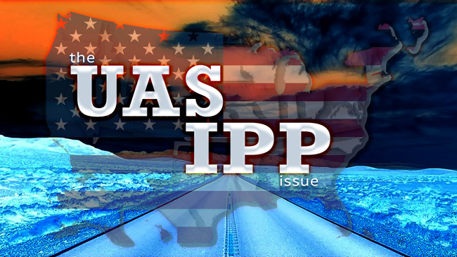 The UAS IPP issue of Dronin' On 05.12.18