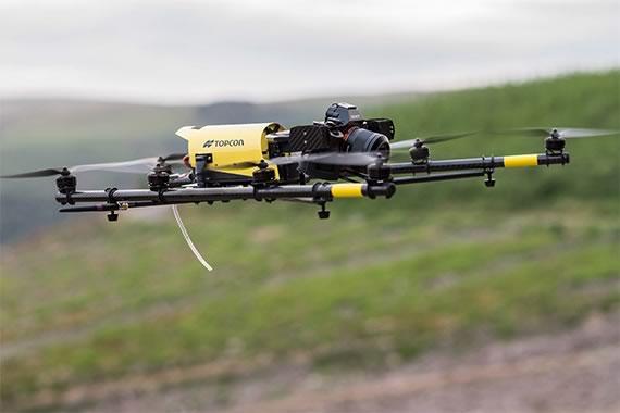 foto: falcon 8 drone