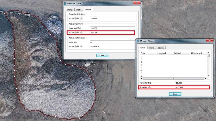 foto: Inventarisatie, Drone Check