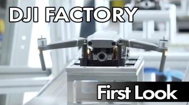 DJI Mavic 2 factory | explanation
