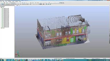 Scan to Revit