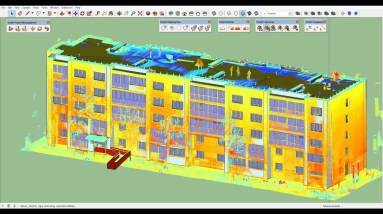 Undet4SketchUp | How to Model from Point Clouds in SketchUp?