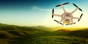 drone seeds landscape