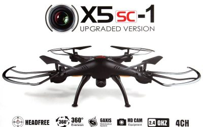 SYMA X5SC-1 Drone Review