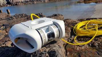 underwater drone uk