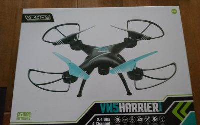 VN5 Harrier Review