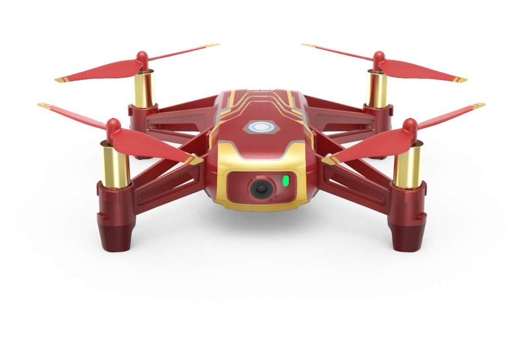 Tello Iron Man Drone