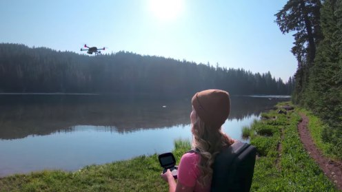 GoPro Karma Drone with Follow Me and Look Up feature 5