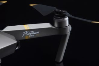 Mavic Pro Platinum New Propellers and new electronic speed controllers dronedj 12
